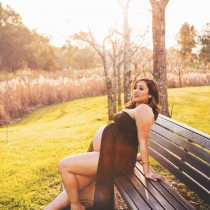 Maternity outdoors-4