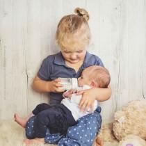 Sisters children-1