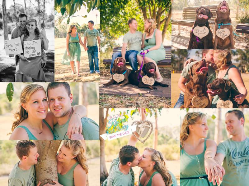 Kylene & Corey Collage